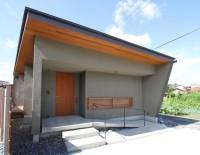 吉野町の平屋