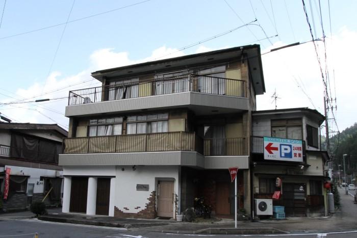 八幡の家before