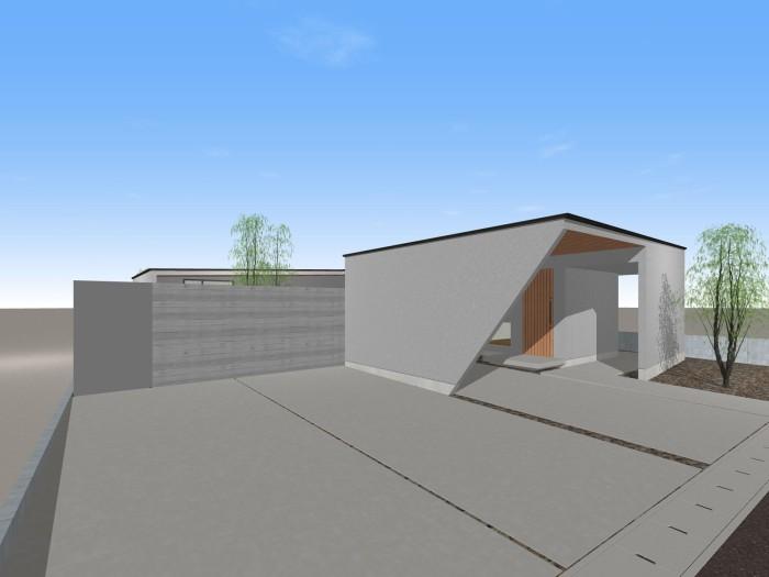 鵜沼のコートハウス02